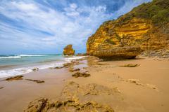 Eagle Point Victoria Australia - stock photo