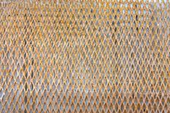 old rusty metal grating background - stock photo