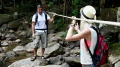 Jungle Adventure Stock Footage