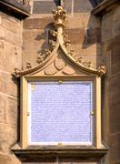 Stock Photo of gothic frame
