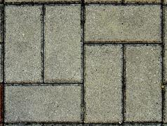 Stock Photo of pavement above