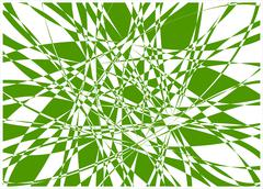 abstract background green - stock illustration