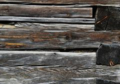 Stock Photo of wooden wall