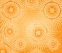 Stock Illustration of abstract sun background