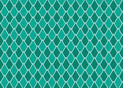 Stock Illustration of emerald arrows interlaced