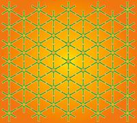 Stock Illustration of abstract fresh grid