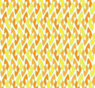 abstract fruits pattern - stock illustration