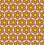 Stock Illustration of starry pattern