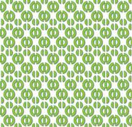 Stock Illustration of Retro pattern green