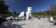 Stock Photo of The Martin Luther King Jr. Memorial