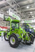 International Trade Fair AGROSALON Stock Photos