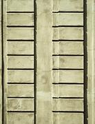 Stock Photo of plaster pattern old house