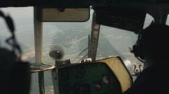Stock Video Footage of Helicopter capsule