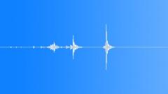 Full Storage Bin Lid Close 2 - sound effect