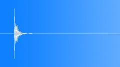 Single Stone Drop 3 - sound effect