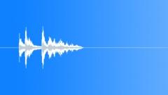 Metal Ruler Ground Impact 2 - sound effect