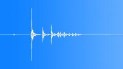 Cardboard Tube Tip Over 2 Sound Effect