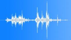 Stone Debris Movement In Container - sound effect
