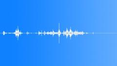 Bathtub Water Movement Sound Effect