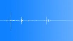 Small Plastic Particles Debris 4 Drop - sound effect