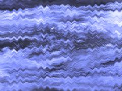 Abstract shivering waves Stock Photos