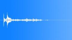 Small Glass Debris Movement 3 - sound effect