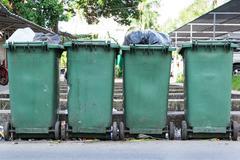 Trashcan Stock Photos