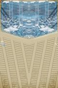 Modern office buildings Stock Illustration