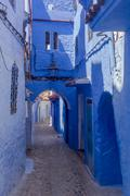 Chefchaouen - stock photo