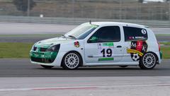 Turkish Touring Car Championship - stock photo