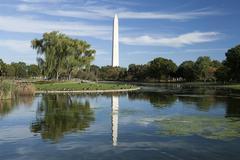 Stock Photo of Washington Monument