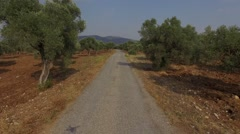 Country Road. Stock Footage