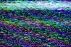 TV damage, television static noise Kuvituskuvat