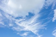 Stock Photo of blue sky