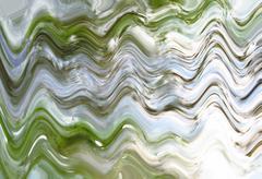 Abstract liquid Stock Illustration
