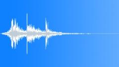 Percussive cosmic catch Sound Effect