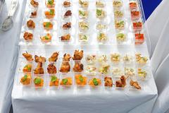 Party Food Stock Photos