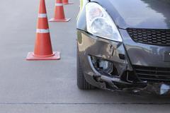 Car crash accident Kuvituskuvat