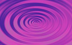 Abstract monochromatic concentric ellipses background Stock Illustration