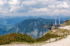 Stock Photo of 5 Fingers Dachstein