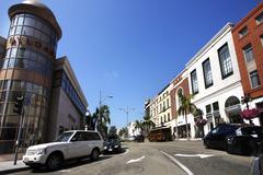 Beverly Hills Stock Photos