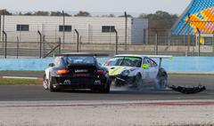 Turkish Touring Car Championship Stock Photos