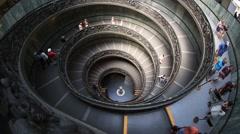 Vatican Museum Stock Footage