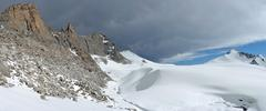 Tien Shan mountains in Kazakhstan Stock Photos