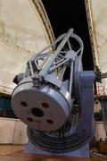 Stock Photo of Large optical telescope
