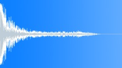 Space Emptiness Hit (Deep, Metal, Sharp) Äänitehoste