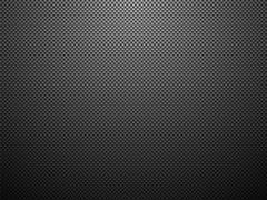Modern black plastic background with vignette - stock illustration