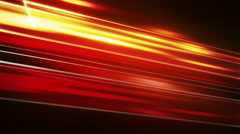 red flashing stripes loopable techno background 4k (4096x2304) - stock footage