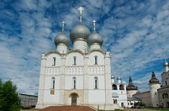 Dormition Cathedral - stock photo