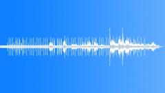 Stock Music of Rhythmic Industrial/Mechanical Instrumental (SOS Instrumental)